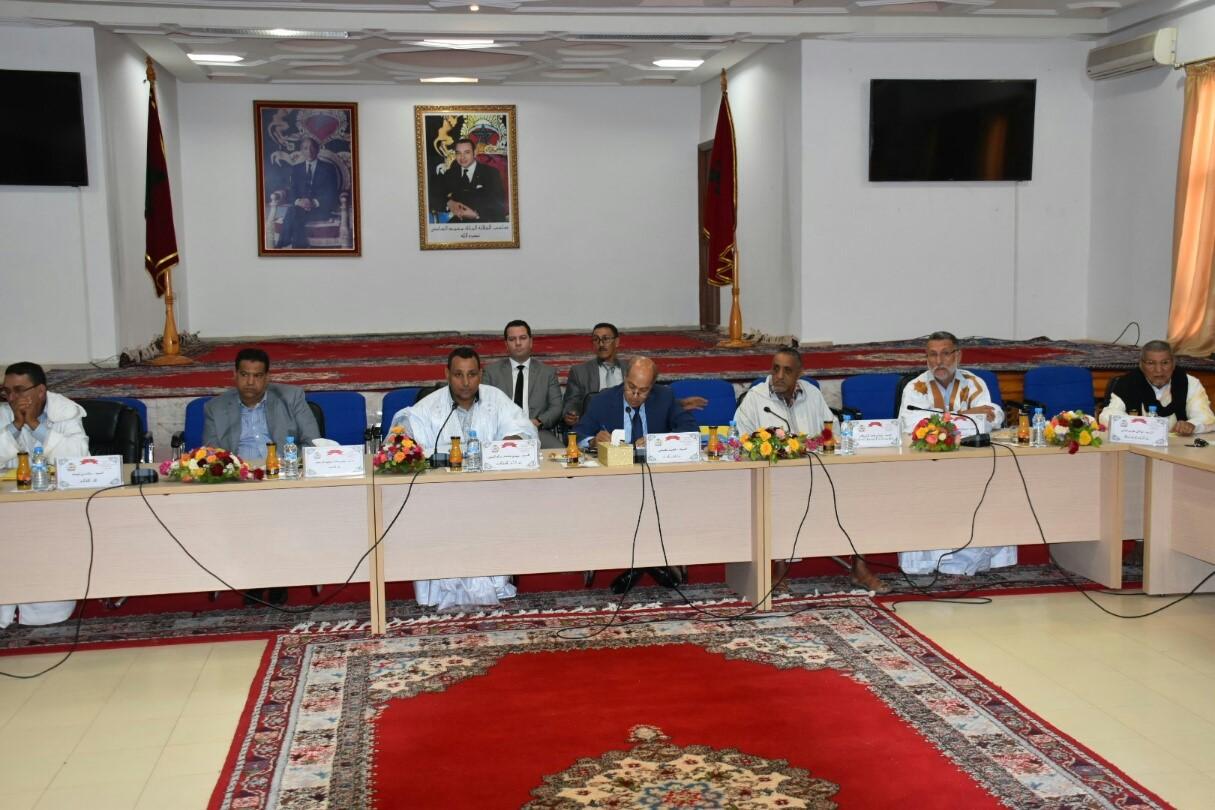 Photo of السمارة / الدورة العادية للمجلس الإقليمي لشهر شتنبر