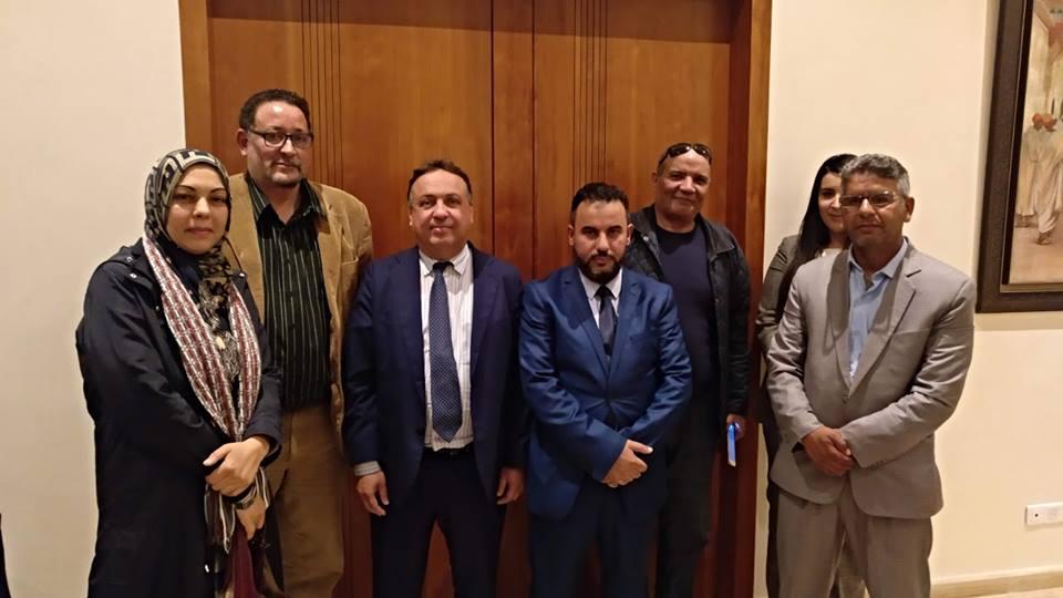 Photo of عامل إقليم الصويرة يستقبل المنسق الإقليمي للنقابة المستقلة للصحافيين المغاربة