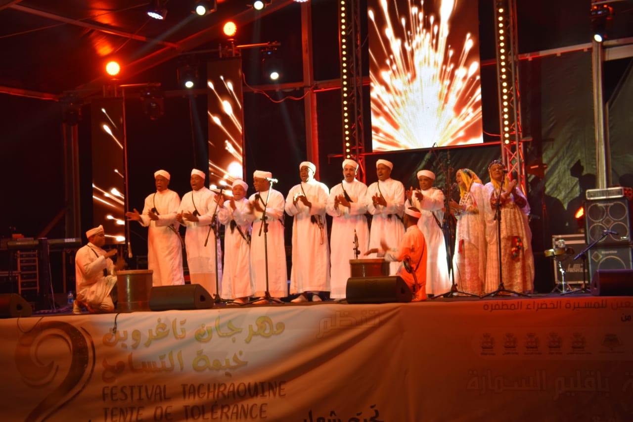 Photo of فعاليات اليوم الثالث من  مهرجان تاغوين