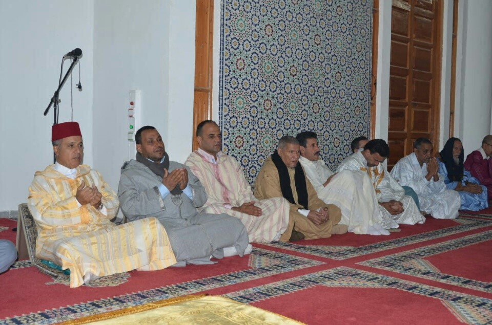 Photo of السمارة / عامل الإقليم يترأس حفلا دينيا