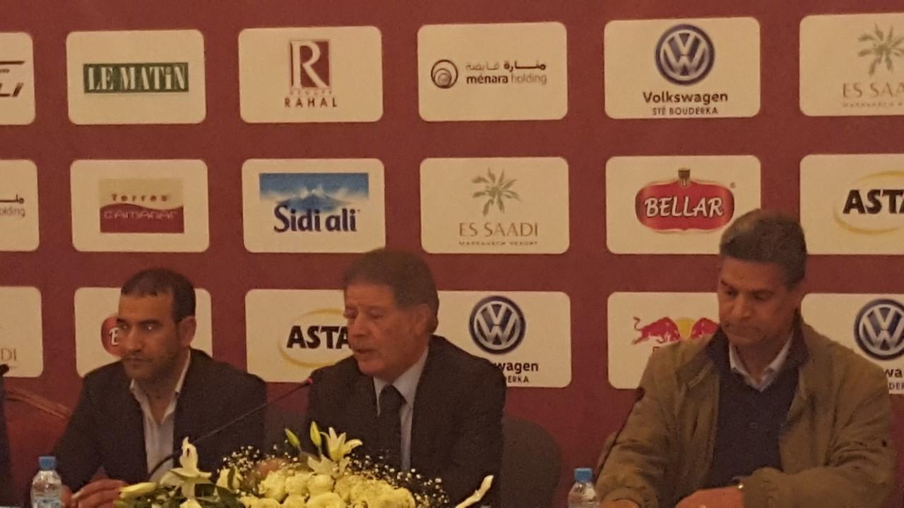 Photo of مراكش / رئيس جمعية الأطلس الكبير يعقد ندوة صحفية حول الدورة 30 للماراطون الدولي