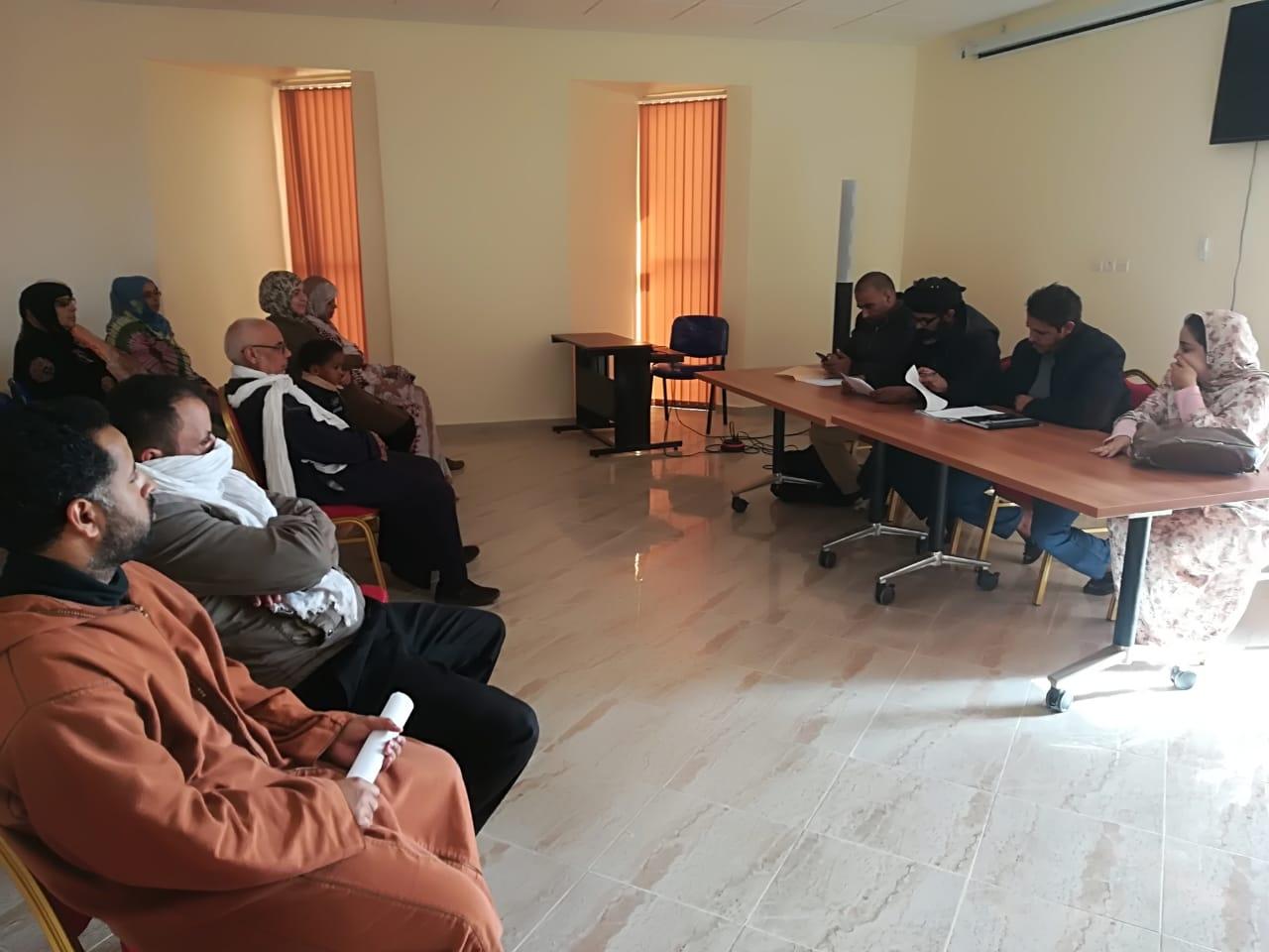 Photo of الفرع الإقليمي للنقابة المستقلة للصحافيين المغاربة يرى النور بجماعة بئر كندوز