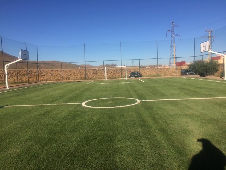 Photo of افتتاح ملعب للقرب بمدينة مريرت