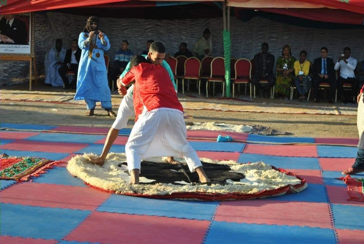 Photo of إسدال الستار على فعاليات المهرجان الأفريقي للألعاب التقليدية بالسمارة