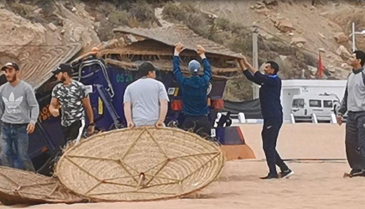 Photo of سلطات أسفي تشرع في تحرير شاطئ أسفي من لوبي الريع البحري