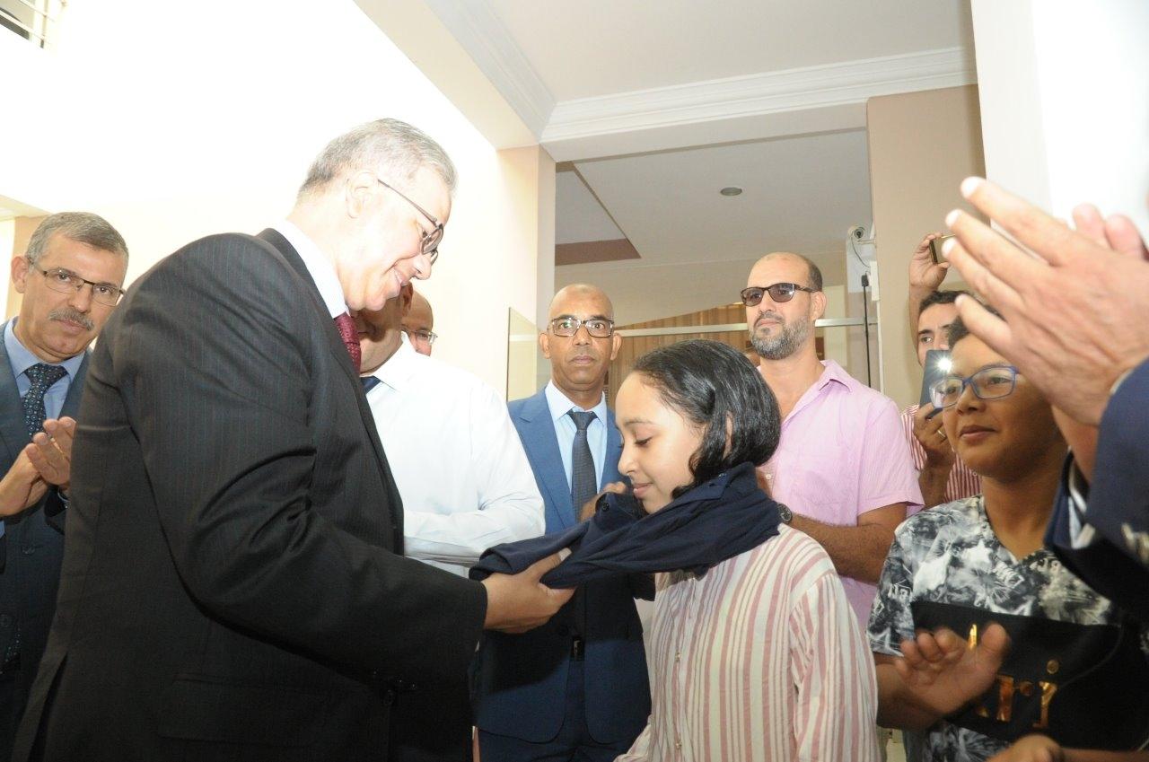 Photo of والي جهة مراكش أسفي يعطي انطلاقة البرنامج الوطني للتخييم 2019
