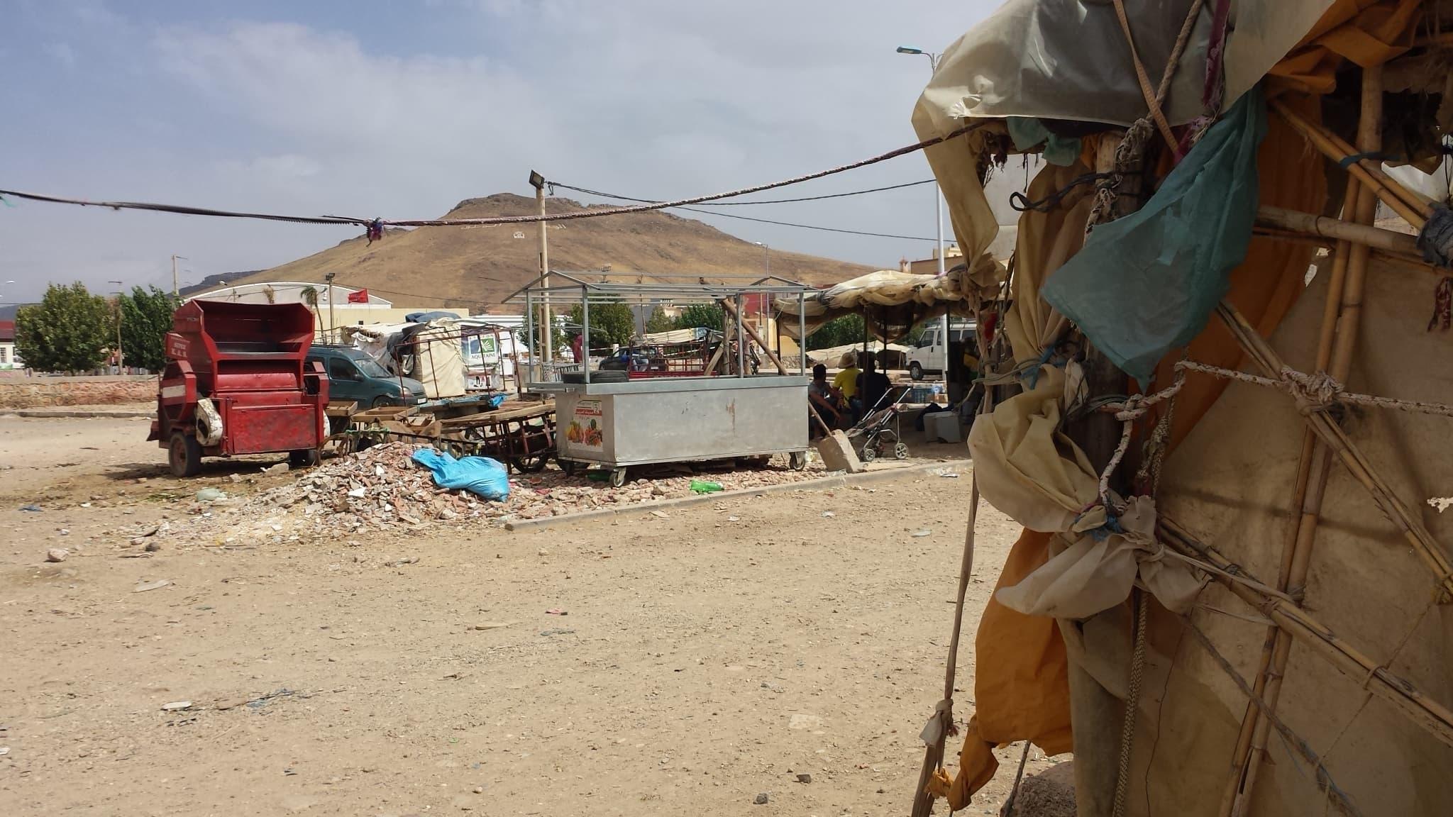 Photo of مريرت / فضائح وخروقات إعادة تأهيل السوق المغطى والساحة المجاورة له