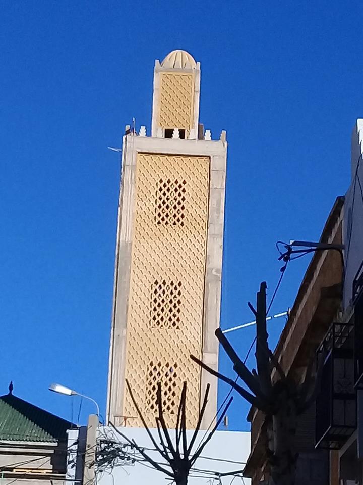 Photo of مريرت / التساقطات المطرية تظهر عيوب المسجد الكبير