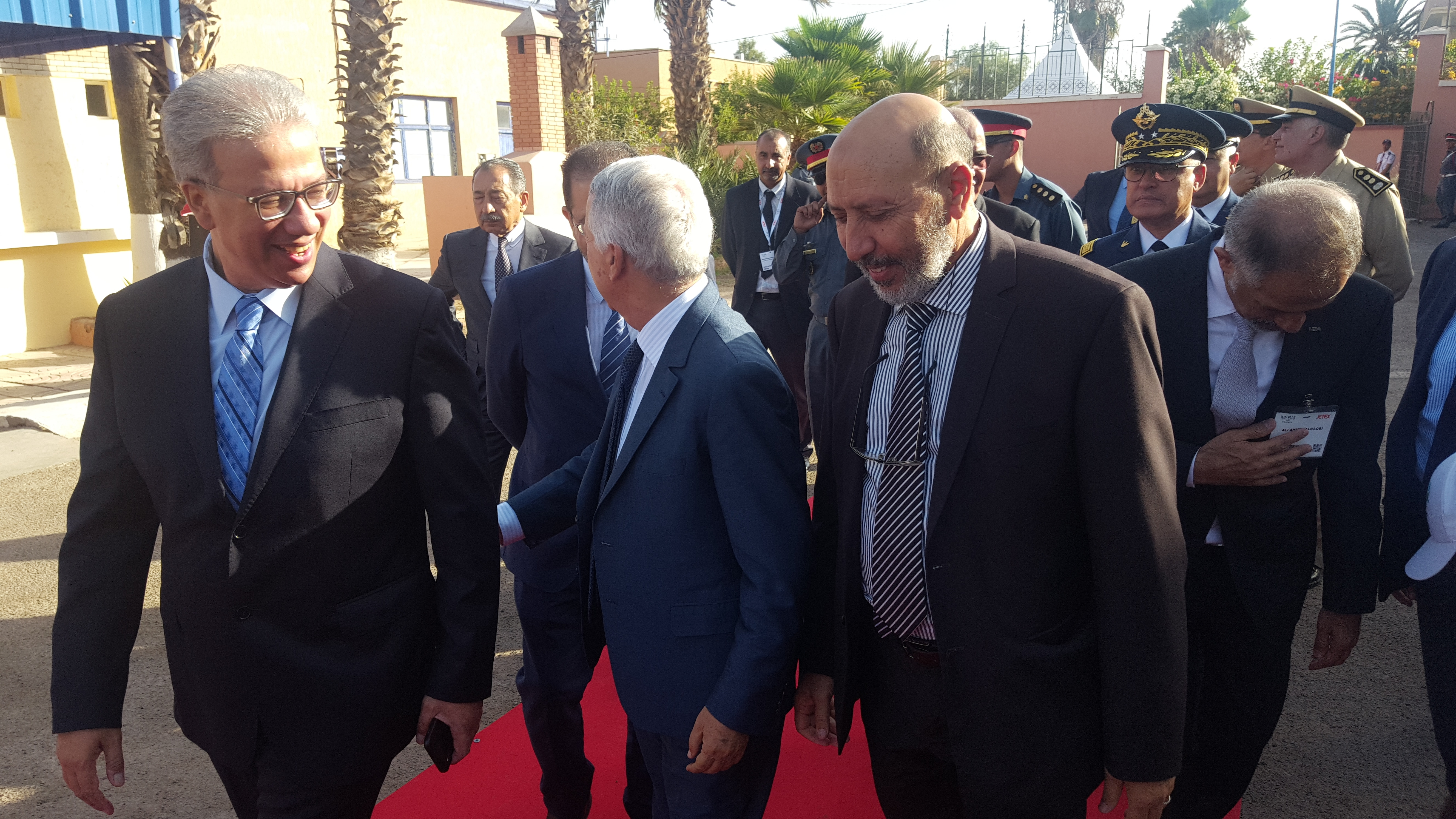 Photo of انطلاق الدورة الثالثة لمعرض الطيران الخاص بمدينة مراكش