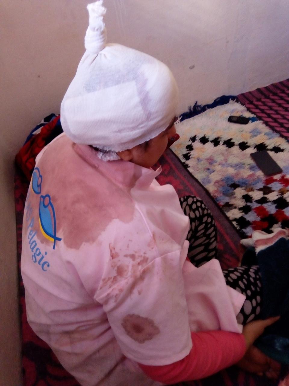 Photo of الداخلة / صرخة امرأة صحراوية تبحث عن عدالة تنصفها