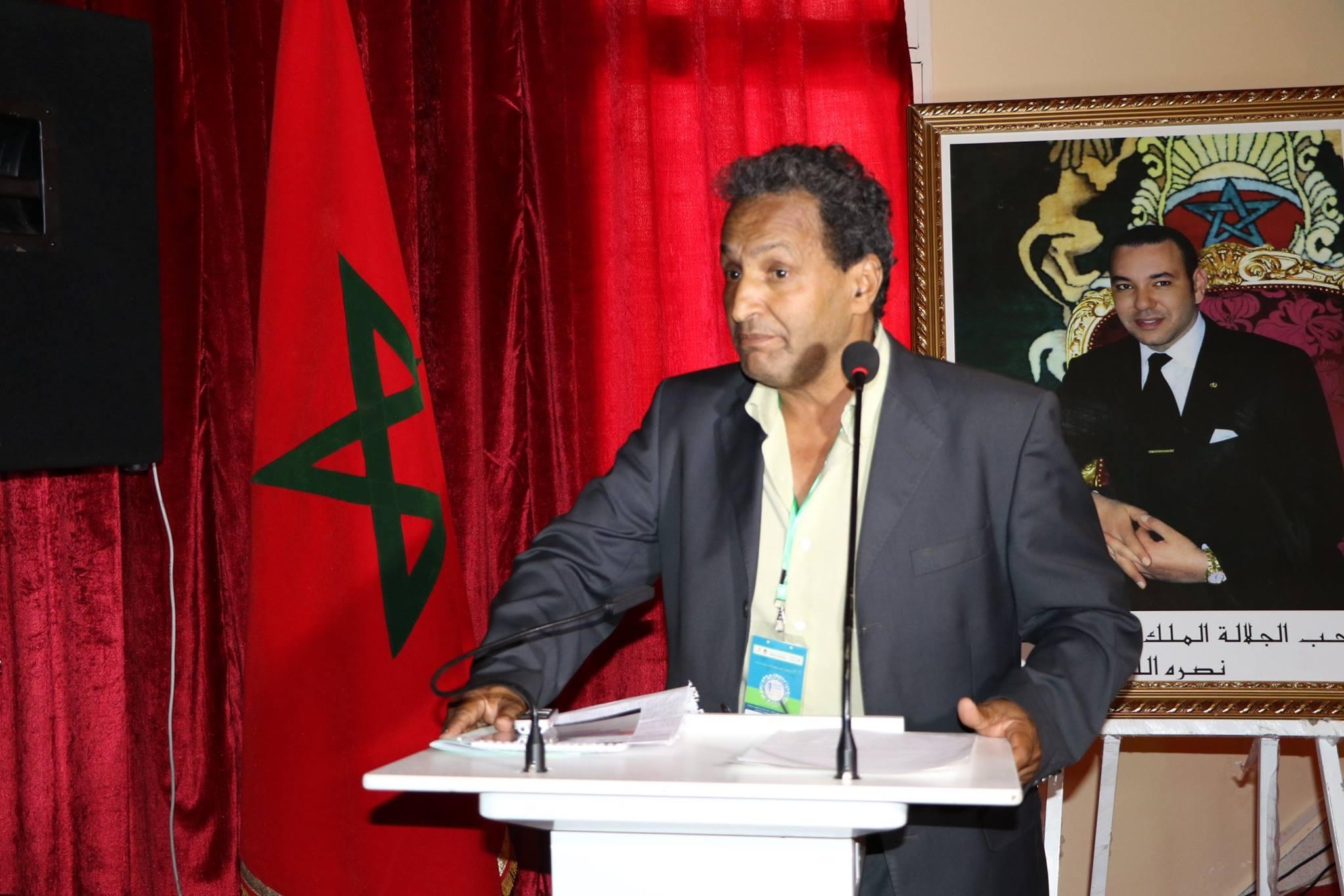 "Photo of الأمين العام للنقابة المستقلة للصحافيين المغاربة:  .. لا لصـحــافة وإعــلام  ""الضسارة وطلوع الـــدم"" ..!"