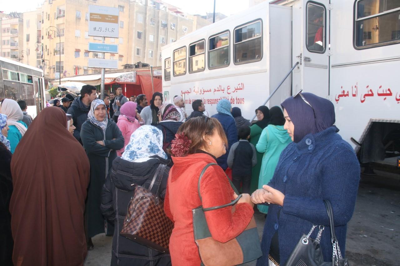 Photo of فــاس / جمعية الإصلاح للتنمية المستدامة تنظم حملة للتبرع بالدم