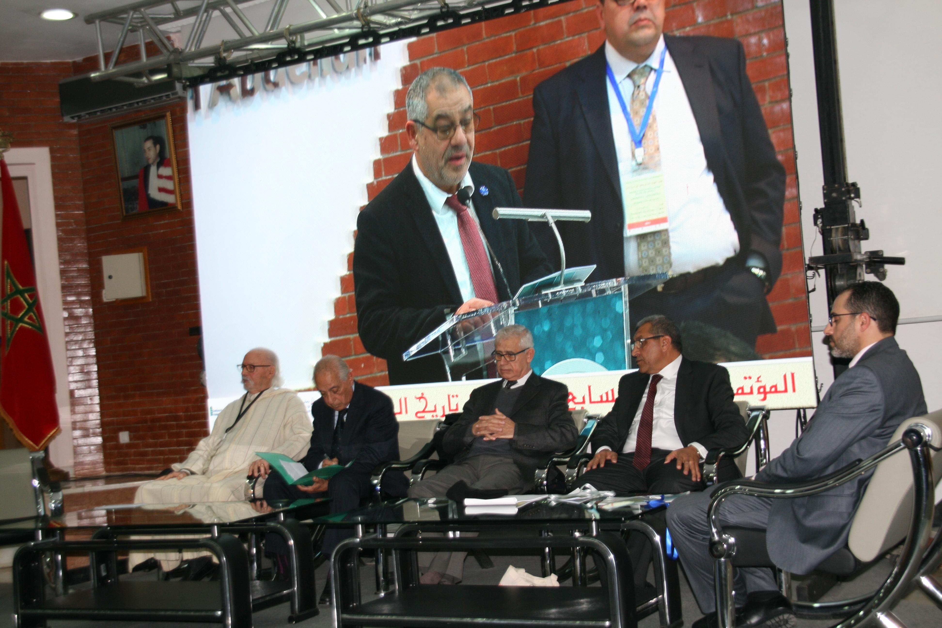 Photo of انطلاق الطبعة السابعة للمؤتمر الدولي لفاس حول تاريخ الطب