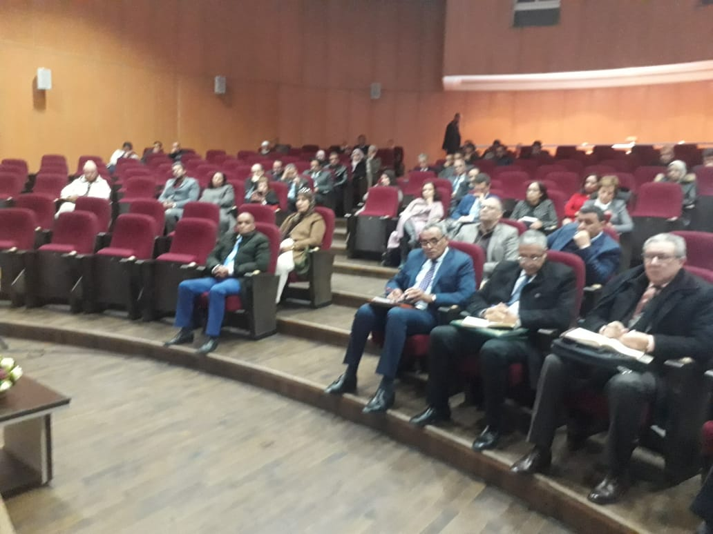 Photo of مراكش / الاستعداد للمشاركة في المناظرة الوطنية حول الجهوية المتقدمة