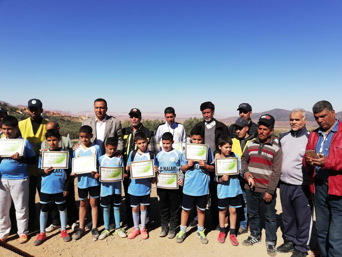 Photo of جماعة لمريجة / إسدال الستار على فعاليات دوري الصداقة لكرة القدم