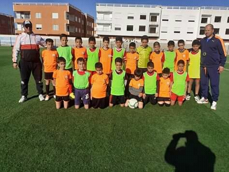 Photo of جرسيف / مدرسة مواهب لكرة القدم ضيفة على مدرسة السعيدية فوت