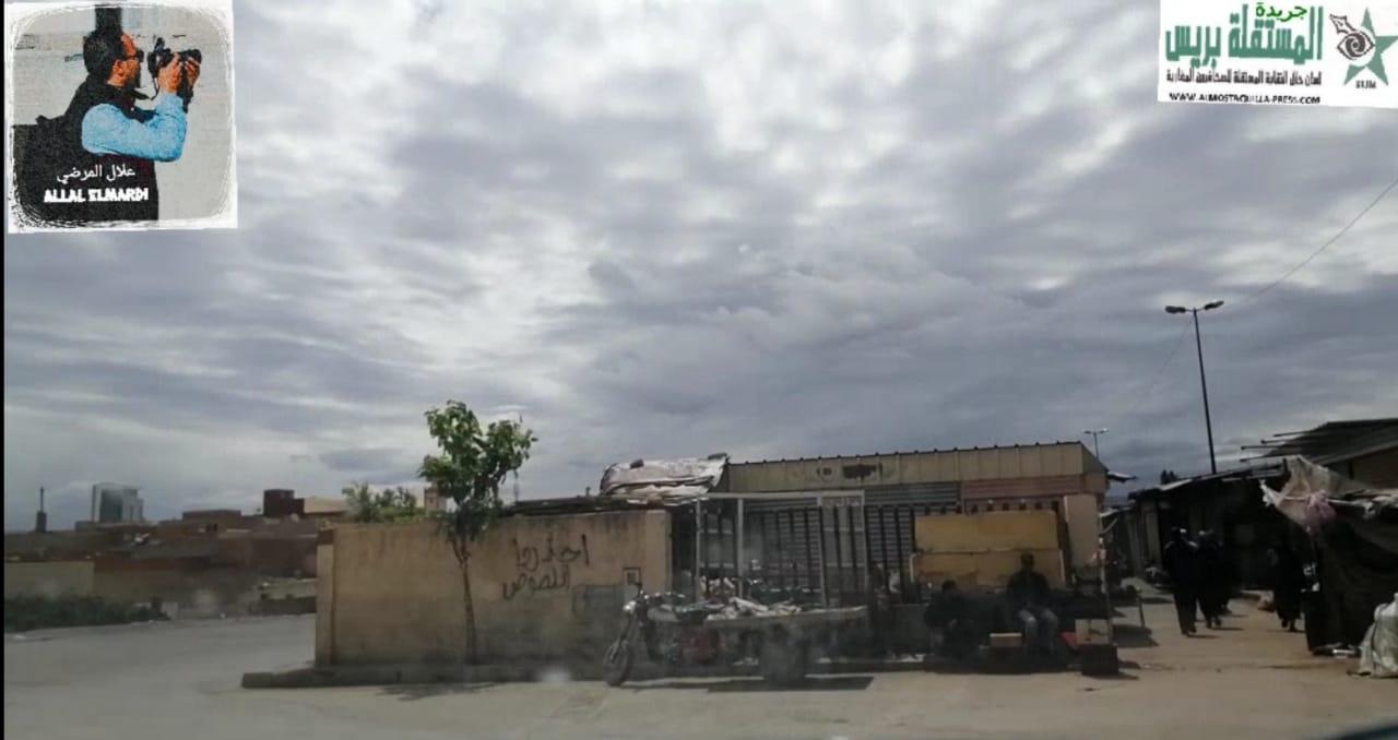 Photo of وجـــدة / السلطات المحلية تفعل الإجراءات الاحترازية حماية للمواطنين