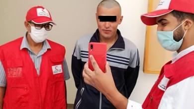 Photo of السمارة / متشرد يعود إلى عائلته بفضل إنسانية عناصر المكتب الإقليمي للهلال الأحمر المغربي