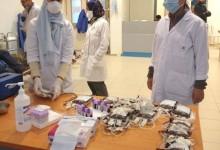 Photo of خنيفرة / الأطقم الطبية بالمركز الاستشفائي الإقليمي تنخرط في حملة للتبرع بالدم