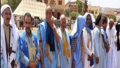 Photo of بيان تضامني من فعاليات وأطر قبيلة أولاد تيدرارين الأنصار