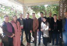Photo of جرادة / لقاء أعضاء المكتب الإقليمي للنقابة المستقلة للصحافيين المغاربة مع رئيسة الجماعة