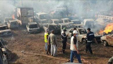 Photo of أزور / حريق المحجز البلدي يستنفر السلطات بكل مكوناتها