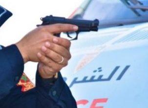 Photo of وجدة / عناصر الشرطة تشهر السلاح الوظيفي لتوقيف شخص عرض حياة المواطنين وعناصر الشرطة للخطر