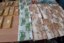 Photo of وجدة / حجز 20 كيلوغراما من صفائح الذهب وأزيد من مليوني أورو