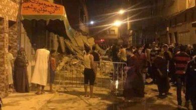 Photo of اسباتة / انهيار منزل يستنفر سلطات المدينة