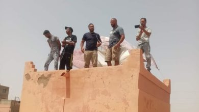 """Photo of السجن النافد لنشطاء بني تدجيت وعائلاتهم تصرخ """"ولادنا غيموتو"""""""