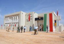 Photo of جرادة / زيارة السيد عامل عمالة الإقليم للمدرسة الجماعاتية بتيول