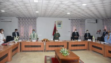 Photo of السمارة / المجلس الإقليمي يعقد دورة استثنائية لشهر شتنبر 2020