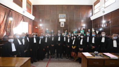 Photo of محامون متمرنون يؤدون اليمين القانوني باستئنافية بمراكش