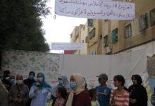 Photo of فاس / الخوف من الموت تحت الأنقاض يخرج سكان عمارة بحي الهندية إلى الشارع