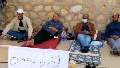 Photo of اعتصام وإضراب عن الطعام أمام مقر حضرية اليوسفية .. ورئيستها توضح
