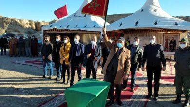 Photo of جرسيف / عامل الإقليم يعطي انطلاقة عملية إعادة بناء قنطرة أمسون