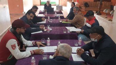 Photo of تفاصيل اجتماع المكتب المديري لعصبة تادلة أم الربيع للكرة الحديدية