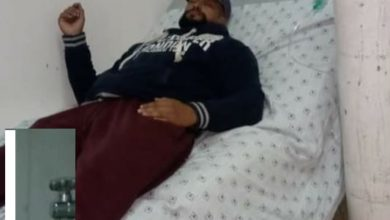 Photo of يوسف الإدريسي .. يتساءل بعد زيارته لعامل النظافة في معتصمه