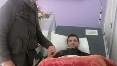 Photo of رئيس الجامعة الملكية المغربية للريكبي يطمئن عبر اتصال هاتفي على صحة اللاعب خالد مباركي