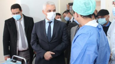 Photo of إقليم خنيفرة / زيارة تفقدية لوزير الصحة لبعض مراكز التلقيح
