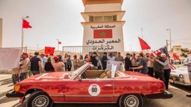 Photo of نادي 855 لمغاربة العالم للسيارات العتيقة: مستعدون للدفاع عن مقدساتنا