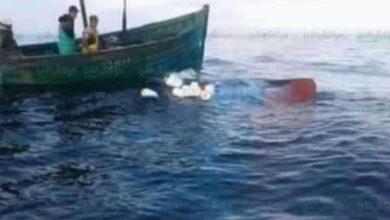 Photo of العيون المرسى / مصرع شخص خلال غرق قارب صيد