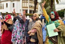 Photo of المرأة المنسية وفي يوم عيدها العالمي مقصية  (أرملة شهيد حرب الصحراء المغربية 1975-1991)