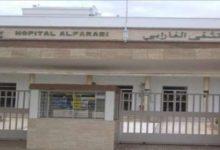 Photo of وجدة / شخص يلقي بنفسه من الطابق الثاني بمستشفى الفارابي