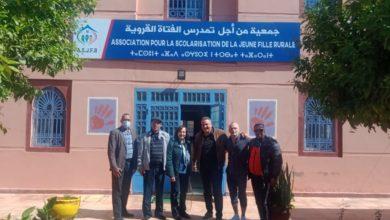 Photo of مراكش / لقاء الأبطال ونشاط خيري بمقر جمعية  من أجل تمدرس الفتاة القروية