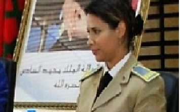 Photo of الحاجب / انتقال القائدة جهاد أخراس من بن سليمان إلى الحاجب