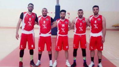 Photo of صعود نادي أتلتيك بني يزناسن لكرة السلة إلى القسم الوطني الممتاز