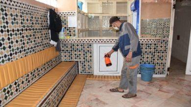 Photo of أزرو / عاملات وعمال الحمامات ينظمون وقفة احتجاجية ضد قرار الإغلاق + فيديو