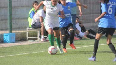 Photo of السعيدية / كرة القدم النسوية مباراة ودية
