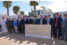 Photo of جرادة / حفل توقيع  اتفاقية شراكة لدعم قطاع استغلال الفحم الحجري + فيديو